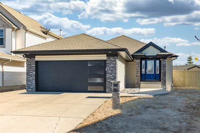 157 Ridgebrook Road, Sherwood Park, AB T8A 6M2 (#E4238665) :: RE/MAX River City
