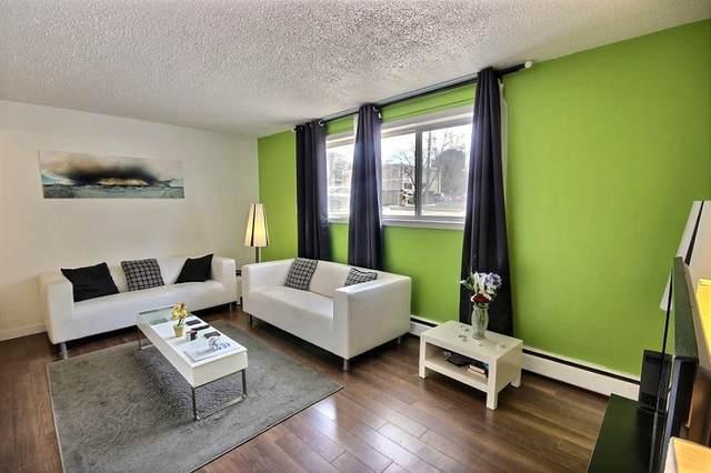 102 11029 84 Street, Edmonton, AB T5H 1M9 (#E4238690) :: Initia Real Estate