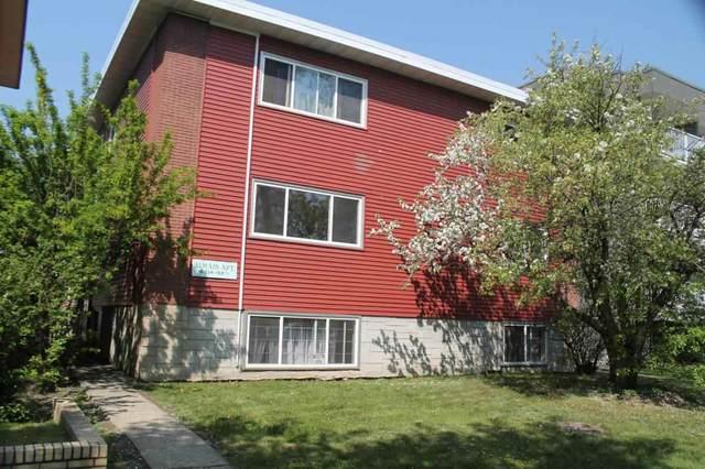 10734 108 ST NW, Edmonton, AB T5H 3A3 (#E4238704) :: RE/MAX River City