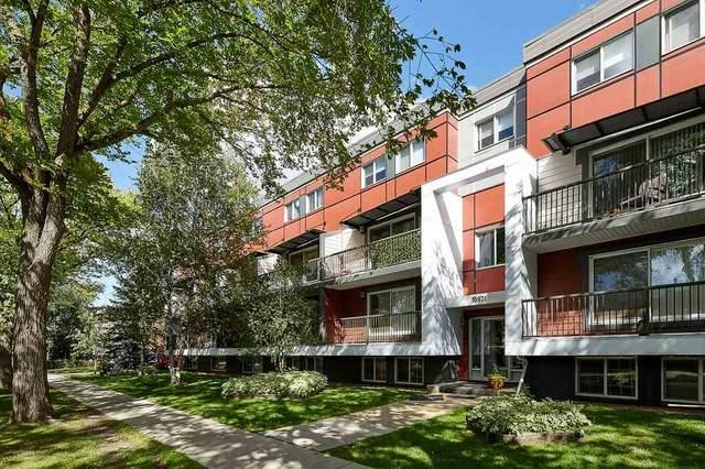 16 10931 83 Street, Edmonton, AB T5H 1M2 (#E4238711) :: Initia Real Estate