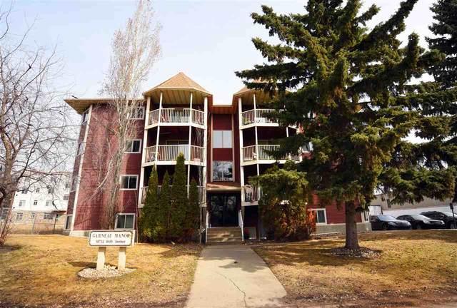 403 10732 86 Avenue, Edmonton, AB T6E 2M9 (#E4238724) :: RE/MAX River City