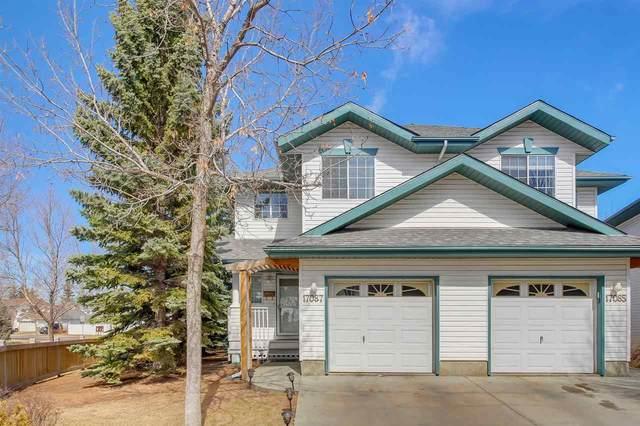17087 113 Street, Edmonton, AB T5X 5Y9 (#E4238731) :: Initia Real Estate