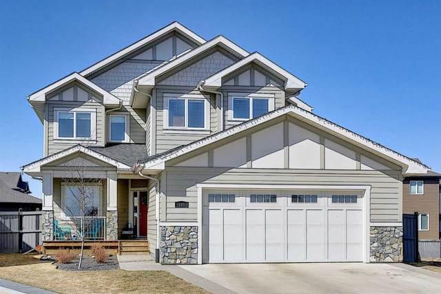 505 Genesis Wynd, Stony Plain, AB T7Z 0G6 (#E4238733) :: Initia Real Estate