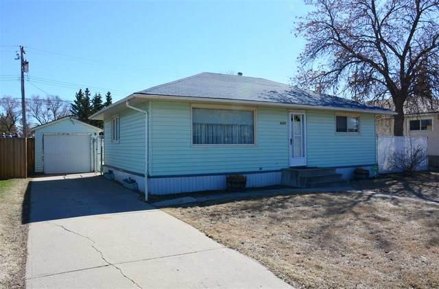 5309 54A Street, Barrhead, AB T7N 1E4 (#E4238779) :: Initia Real Estate