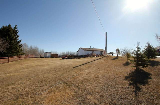 327 57201 Rg Rd 102, Rural St. Paul County, AB T0A 3A0 (#E4238782) :: RE/MAX River City