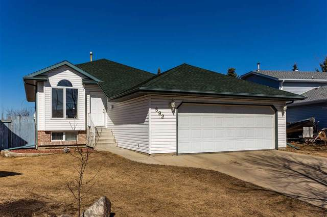 592 Rainbow Crescent, Sherwood Park, AB T8A 5N6 (#E4238805) :: RE/MAX River City