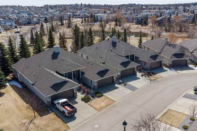 3 55 Clarkdale Drive, Sherwood Park, AB T8H 2J1 (#E4238807) :: RE/MAX River City