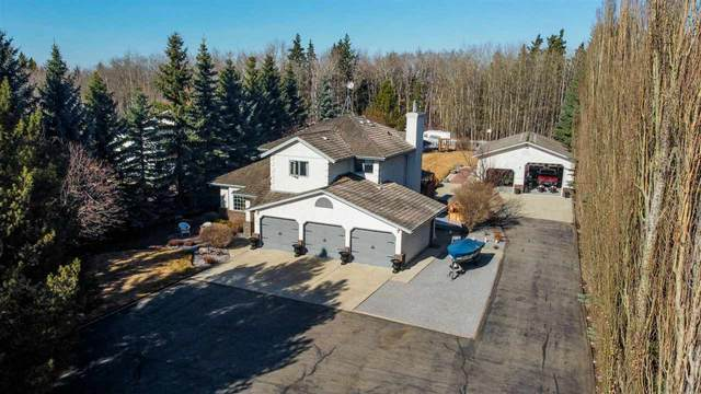 132 Grandisle Way, Edmonton, AB T6M 2N7 (#E4238818) :: RE/MAX River City