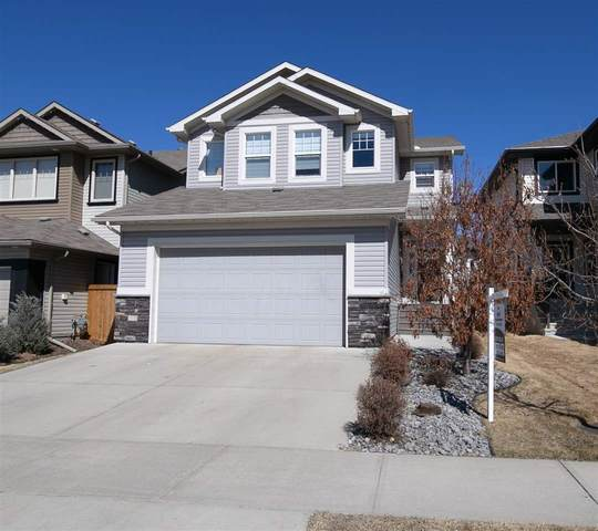 102 Woodbridge Link, Fort Saskatchewan, AB T8L 0H4 (#E4238819) :: RE/MAX River City