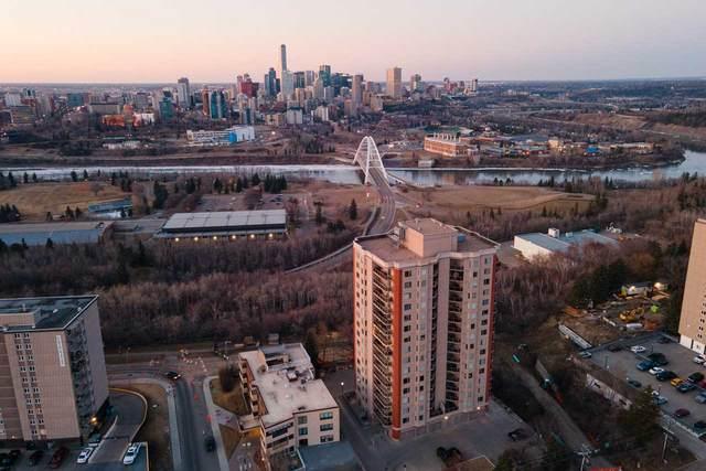 601 10649 Saskatchewan Drive, Edmonton, AB T6E 6S8 (#E4238833) :: RE/MAX River City