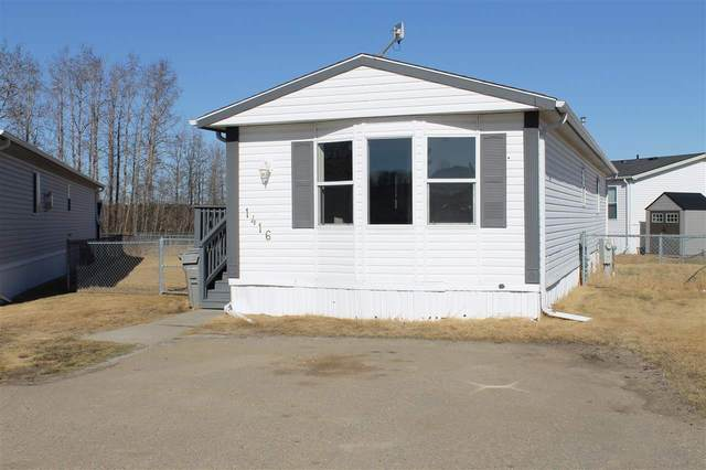 1416 53222 Rng Rd 272, Rural Parkland County, AB T7X 4M4 (#E4238836) :: Initia Real Estate