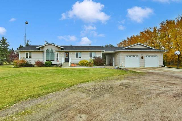 62417 Rge Rd 443, Rural Bonnyville M.D., AB T0A 0B0 (#E4238841) :: RE/MAX River City