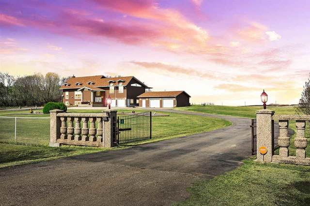 4 52312 Range Rd 274, Rural Parkland County, AB T0E 2C0 (#E4238848) :: Initia Real Estate