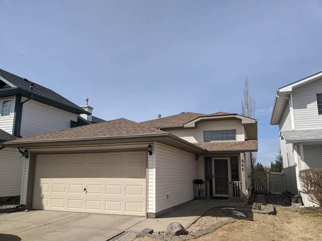 846 118A Street NW, Edmonton, AB T6J 7A1 (#E4238854) :: Initia Real Estate
