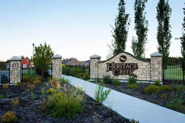 212 50 Heatherglen Drive, Spruce Grove, AB T7X 0R6 (#E4238859) :: Initia Real Estate