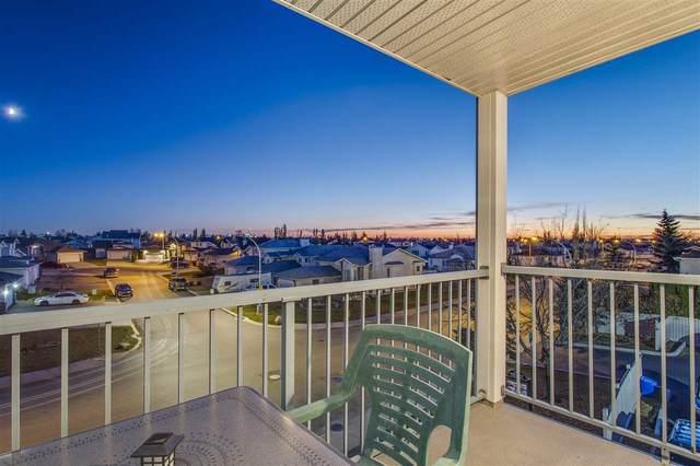 301 6710 158 Avenue, Edmonton, AB T5Z 3A7 (#E4238914) :: Initia Real Estate