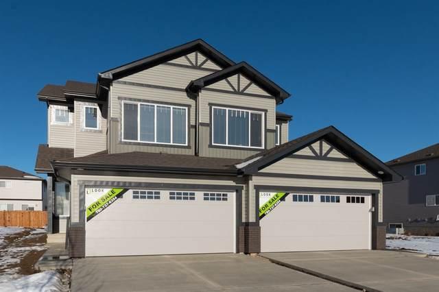 236 39 Avenue, Edmonton, AB T6T 2K3 (#E4238925) :: Initia Real Estate