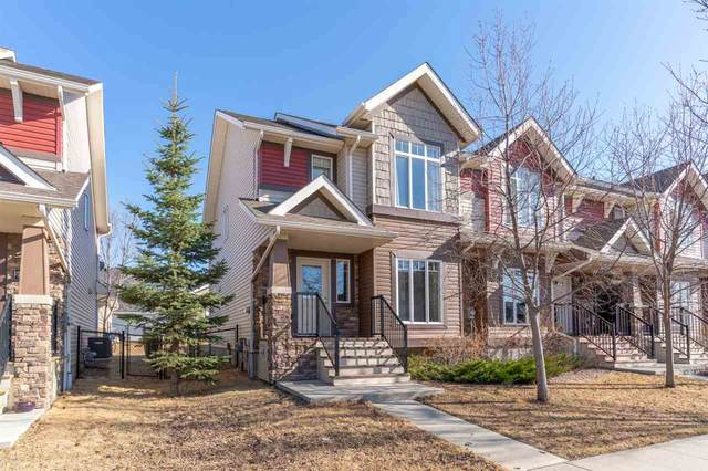2071 Trumpeter Way, Edmonton, AB T5S 0E7 (#E4238931) :: Initia Real Estate