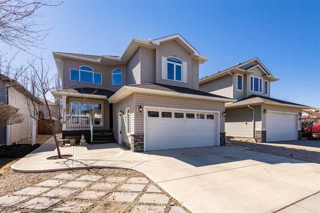 6113 53 Avenue, Beaumont, AB T4X 1V6 (#E4238949) :: Initia Real Estate