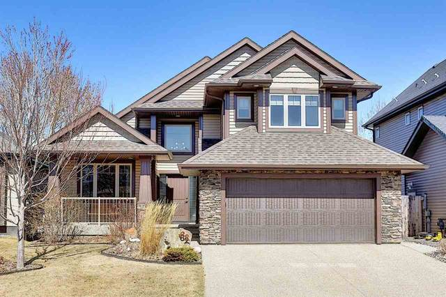 62 Longview Point, Spruce Grove, AB T7X 0H4 (#E4238976) :: Initia Real Estate