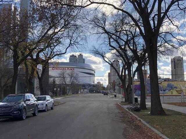 104 10620 104 Street, Edmonton, AB T5H 2W2 (#E4238977) :: Initia Real Estate