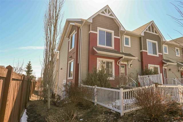 22 3625 144 Avenue, Edmonton, AB T5Y 0T3 (#E4238981) :: Initia Real Estate
