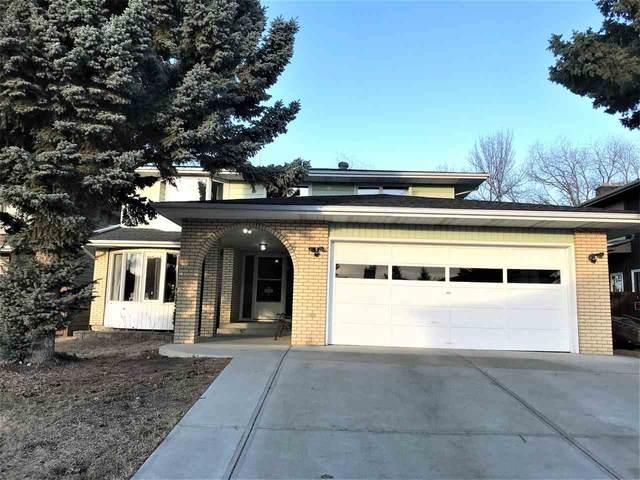 2811 117 Street, Edmonton, AB T6J 3P6 (#E4238985) :: Initia Real Estate