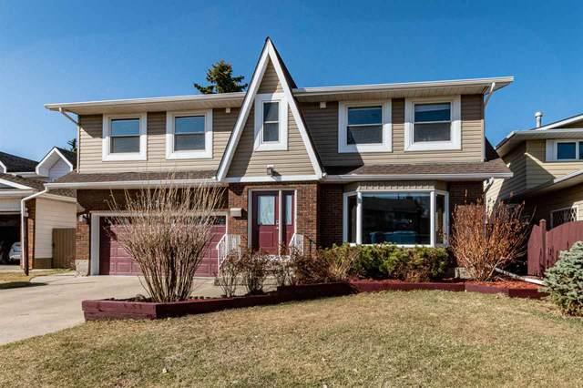 14754 47 Avenue, Edmonton, AB T6H 5L4 (#E4238987) :: Initia Real Estate