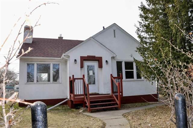 11226 101 Street, Edmonton, AB T5G 2C3 (#E4239059) :: Initia Real Estate