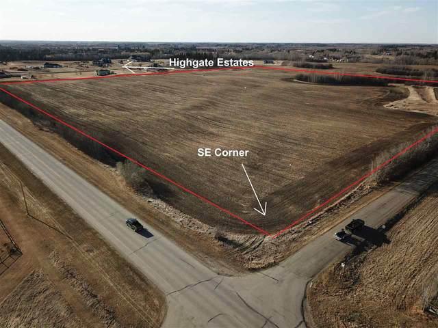 51108 Rge Road 265, Rural Parkland County, AB T7Y 1E8 (#E4239070) :: Initia Real Estate