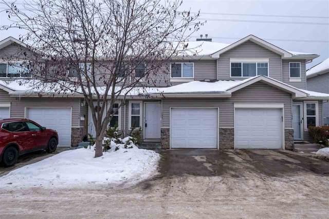 155 230 Edwards Drive, Edmonton, AB T6X 1G7 (#E4239083) :: Initia Real Estate