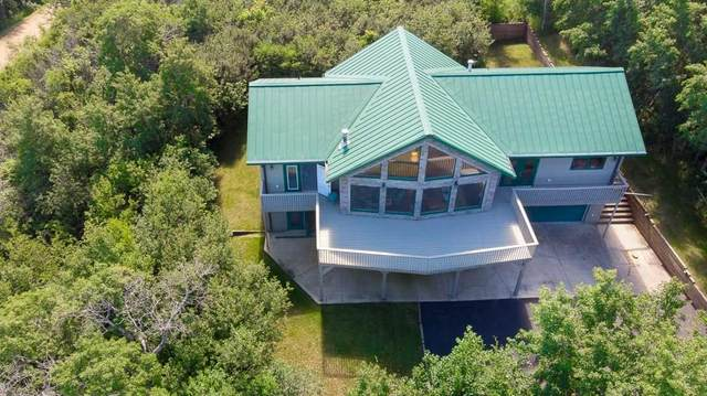 23 Destini Drive, Rural Stettler County, AB T0C 2L0 (#E4239105) :: Initia Real Estate