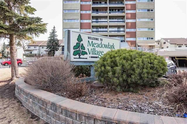 132 8745 165 Street, Edmonton, AB T5R 2R7 (#E4239124) :: Initia Real Estate