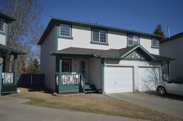 11 15215 126 Street, Edmonton, AB T5X 5Z3 (#E4239138) :: Initia Real Estate