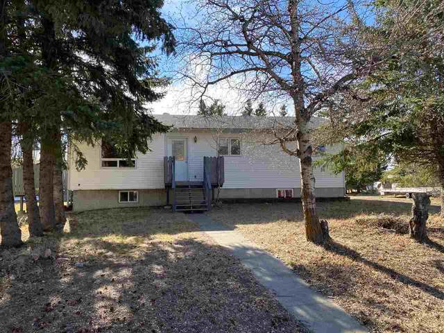 5107 53 Avenue, Millet, AB T0C 1Z0 (#E4239168) :: Initia Real Estate