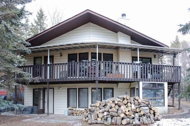 4509 Leisure Lane, Rural Lac Ste. Anne County, AB T0E 1V0 (#E4239177) :: Initia Real Estate