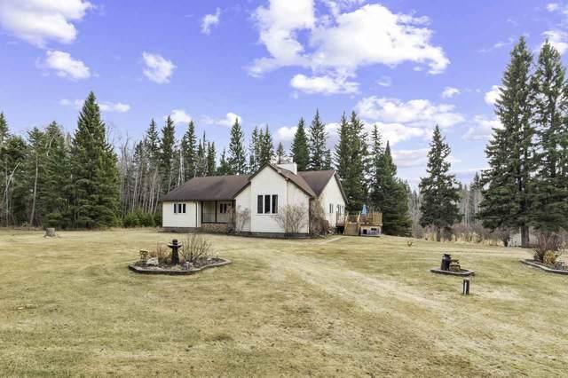 63230 Rge Rd 430, Rural Bonnyville M.D., AB T9M 1P2 (#E4239185) :: Initia Real Estate