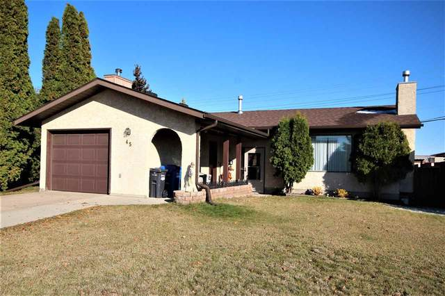 45 Hallgren Avenue, Red Deer, AB T4P 6P1 (#E4239188) :: Initia Real Estate