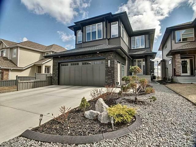 1246 Ainslie Way, Edmonton, AB T6W 3G1 (#E4239190) :: Initia Real Estate