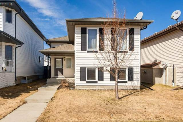 3012 48 Street, Beaumont, AB T4X 1V1 (#E4239192) :: Initia Real Estate