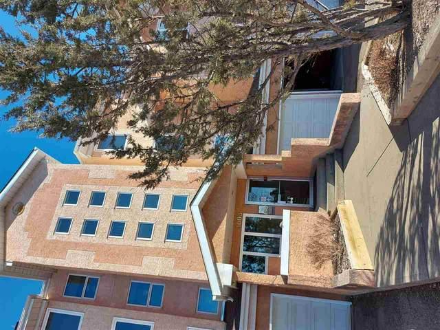 212 9003 106A Avenue NW, Edmonton, AB T5H 3Y7 (#E4239196) :: Initia Real Estate