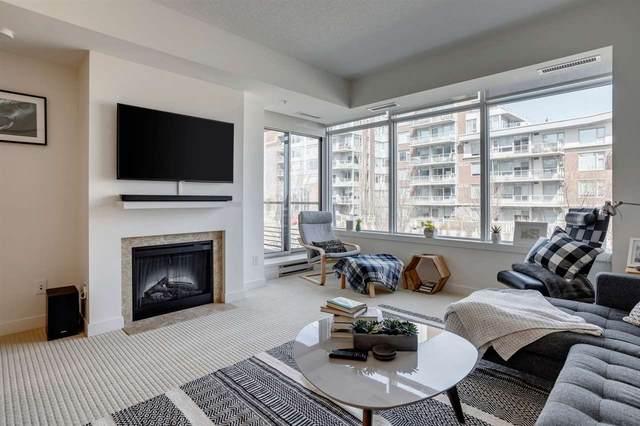 205 2510 109 Street, Edmonton, AB T6J 2X1 (#E4239207) :: Initia Real Estate