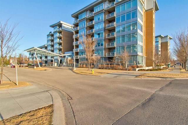 313 2510 109 Street, Edmonton, AB T6J 2X1 (#E4239229) :: Initia Real Estate