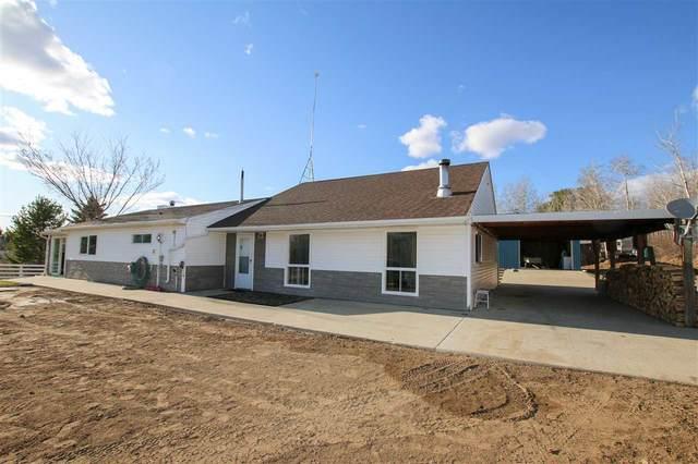 37 Regal Park Village, Rural Westlock County, AB T0G 1L0 (#E4239243) :: Initia Real Estate