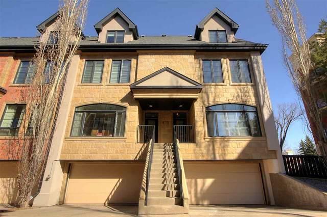 8 9561 143 Street, Edmonton, AB T5N 3J9 (#E4239260) :: Initia Real Estate