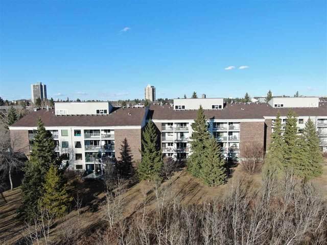424 4404 122 Street, Edmonton, AB T6J 4A9 (#E4239261) :: Initia Real Estate