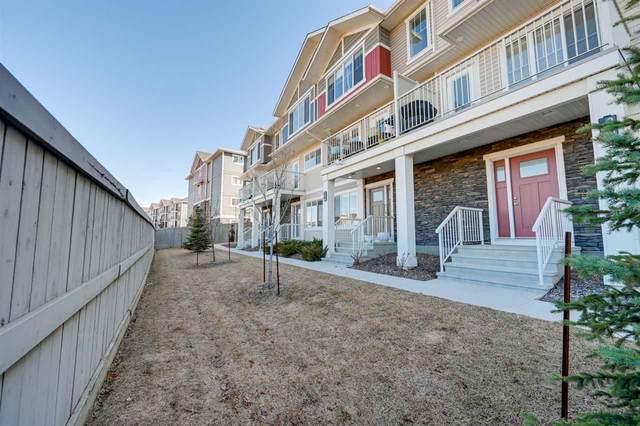 27 17832 78 Street, Edmonton, AB T5Z 0P7 (#E4239266) :: Initia Real Estate