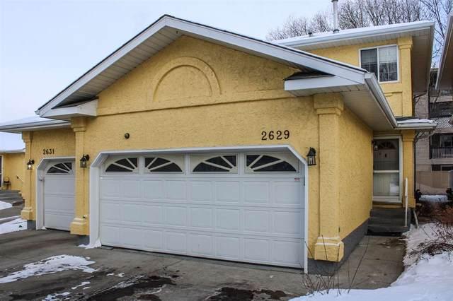 2629 45 Street, Edmonton, AB T6L 6Z8 (#E4239276) :: Initia Real Estate