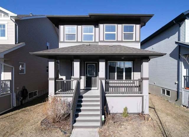 146 Kirpatrick Bend, Leduc, AB T9E 0Z1 (#E4239279) :: Initia Real Estate