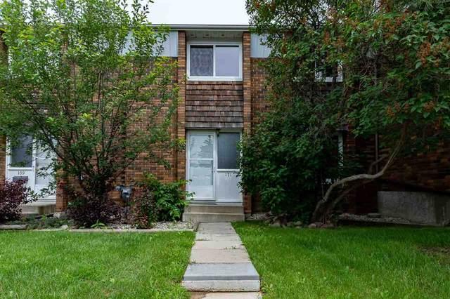 171 Ridgewood Terrace, St. Albert, AB T8N 0E9 (#E4239281) :: Initia Real Estate